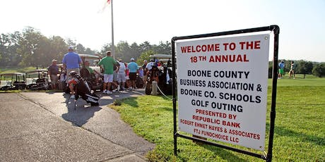 BCBA Golf Outing tickets