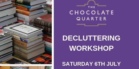 Declutter to downsize - tips and tricks to help you make the next move! tickets