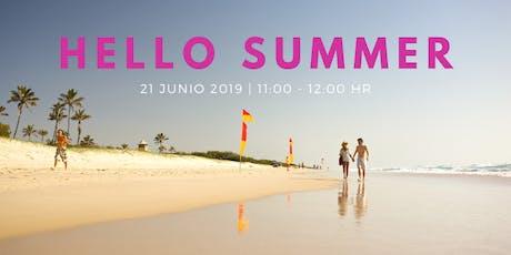 "Picoteo ""Hello Summer"" - Regus Murcia  entradas"