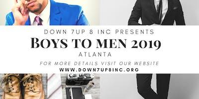 Boys to Men 2019 (ATLANTA)