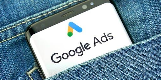 Atelier GRATUIT : comment être 1er tout de suite avec Google Ads ?
