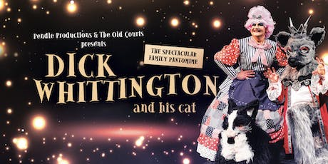 Dick Whittington & His Cat - A Spectacular Family Pantomime tickets