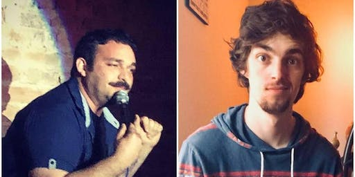 Comedy At The Brass Rail w/Dave Apkarian & Liam Womack