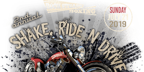 RSB Shake, Ride & Drive Motorcycle Charity Ride tickets