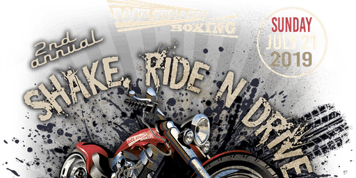 RSB Shake, Ride & Drive Motorcycle Charity Ride