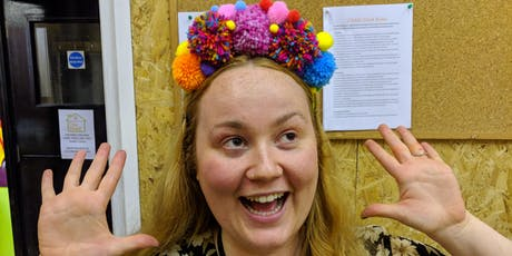 Pride Pom Pom Headdresses tickets