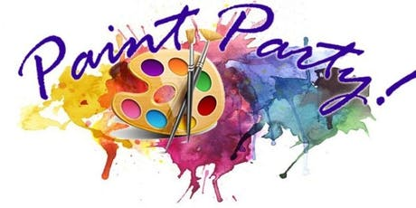 Painting Party  Fundraiser - Paint Because You Care tickets