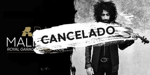Ara Malikian en Badajoz - Royal Garage World Tour