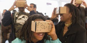 Virtual Worlds Masterclass + Mega Maker Lab entry