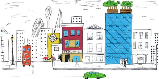 City Conversations: The Sharing City - taking control but not taking advantage