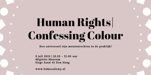 Human Rights | Confessing Colour