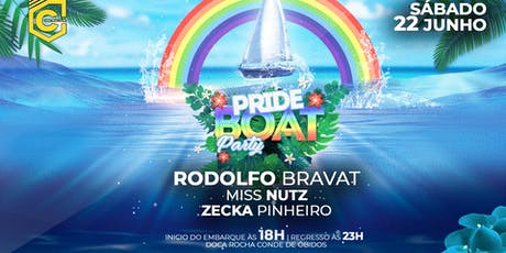 PRIDE BOAT PARTY - CONSTRUCTION LISBON CLUB bilhetes