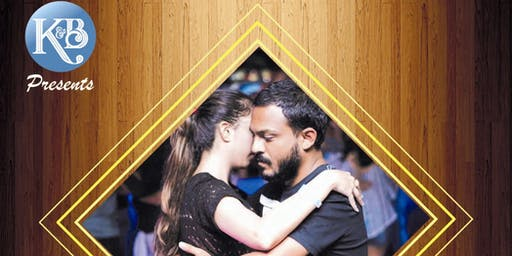 Intermediate Level2 BACAHATA and KIZOMBA Workshop
