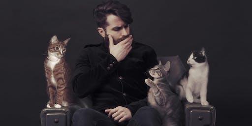 Cat Content w/ COYU (Suara), Buzzika, Lena Bart