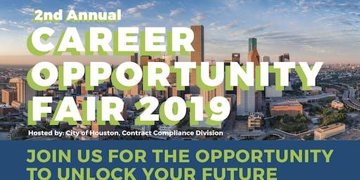 2nd Annual Career Opportunity Fair