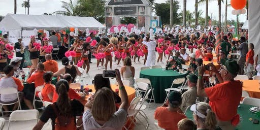 2019 Hurricane Club Tailgates