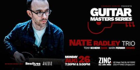 Guitar Masters Series: Nate Radley tickets