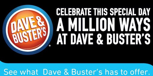 Dave and Buster's Woodbridge Vendor Showcase