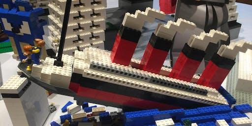 Lego® Brick Building Workshop