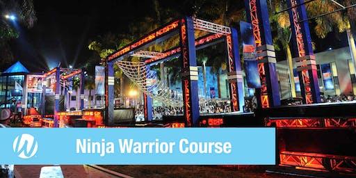 Ninja Warrior Night - Word of Life Summer Big Nights