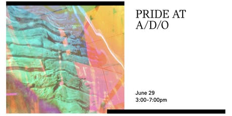 PRIDE AT A/D/O tickets