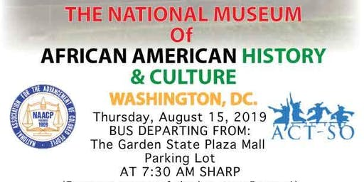 Bus Trip to National Museum of African American History & Culture