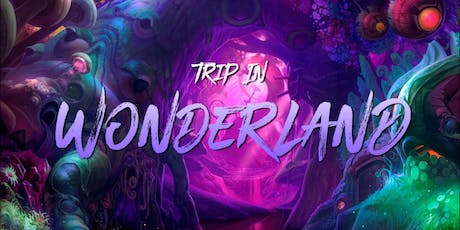 Madhatter's Masterpiece's Taste & Turn Up: Wonderland Infusions tickets