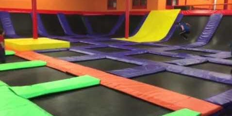 Independent Adult Night: Springz Trampoline and Amusement Park