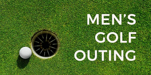 MEN'S GOLF OUTING  August 3, 2019 at Glenross Golf Club
