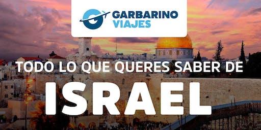 Ciclo de Charlas: Bienvenidos a Bordo - Especial Israel