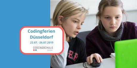Codingferien Düsseldorf  Tickets