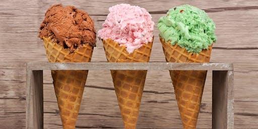 Breastfeedng Ice Cream Social