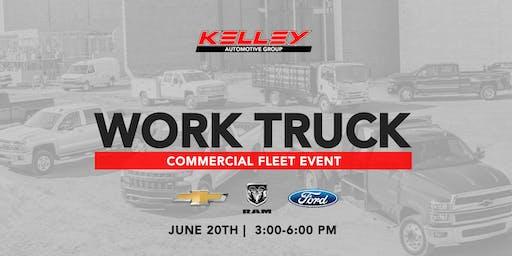 Work Truck Commercial Fleet Event