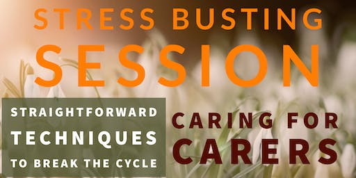 CLACTON STRESS BUSTING SESSION 1