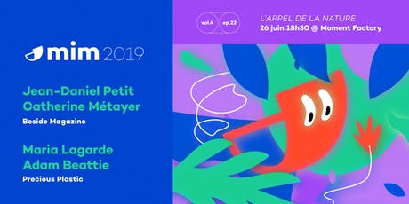 MiM 2019 ep.22 - Beside & Precious Plastic billets