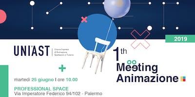 I° meeting dell'Animazione