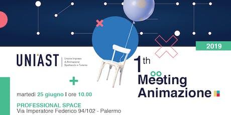 I° meeting dell'Animazione  biglietti