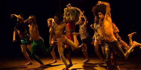 Cria|Sesc Passo Fundo|Dança ingressos