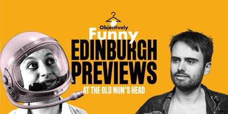 Harriet Braine and Will Rowland - Edinburgh Previews tickets