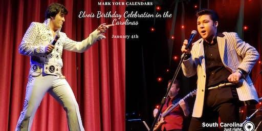 Elvis Birthday Celebration in the Carolinas