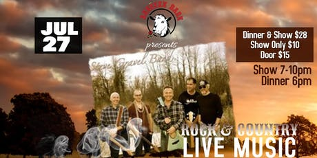 Live Music with THE STEVE GRAVEL BAND tickets