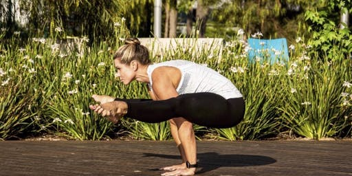 Outdoor Summer Yoga Celebration
