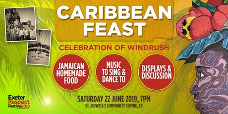 Caribbean Feast tickets