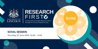 SciVal Session | Research First