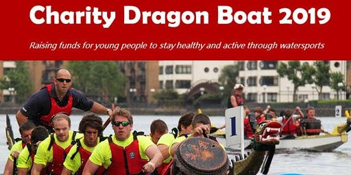 London & Canary Wharf Charity Dragon Boat 2019