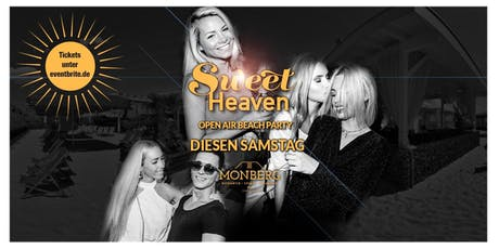 Sweet HEAVEN OpenAir Beach Party 2019 Tickets