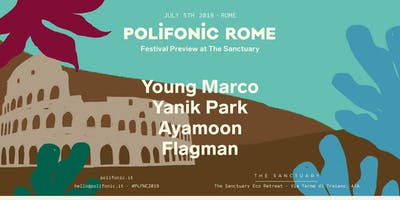 Polifonic Fstvl preview | Rome