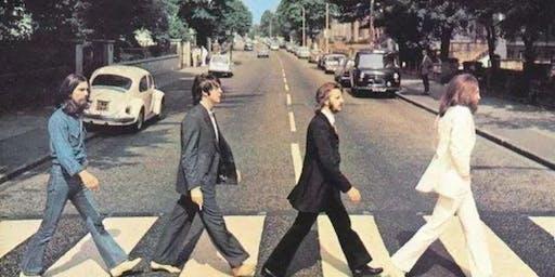 白麓Talk|披头士:那个流行音乐史上最伟大的摇滚乐队+($5 Discount)