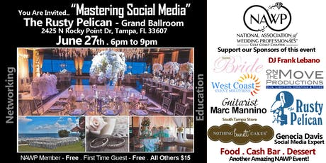NAWP Presents: Mastering Social Media & More... tickets