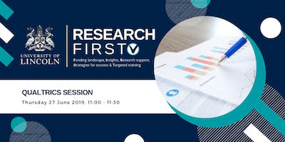 Qualtrics Session | Research First